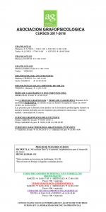 asociacion grafopsicologica de españa
